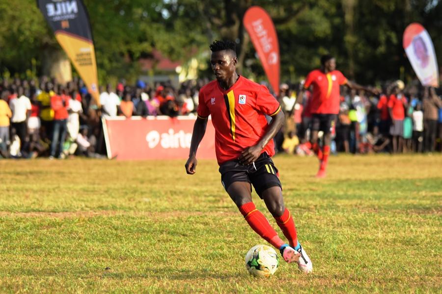 Uganda Cranes Forward Madondo Joins Moroccan Side Wydad Athletic ...