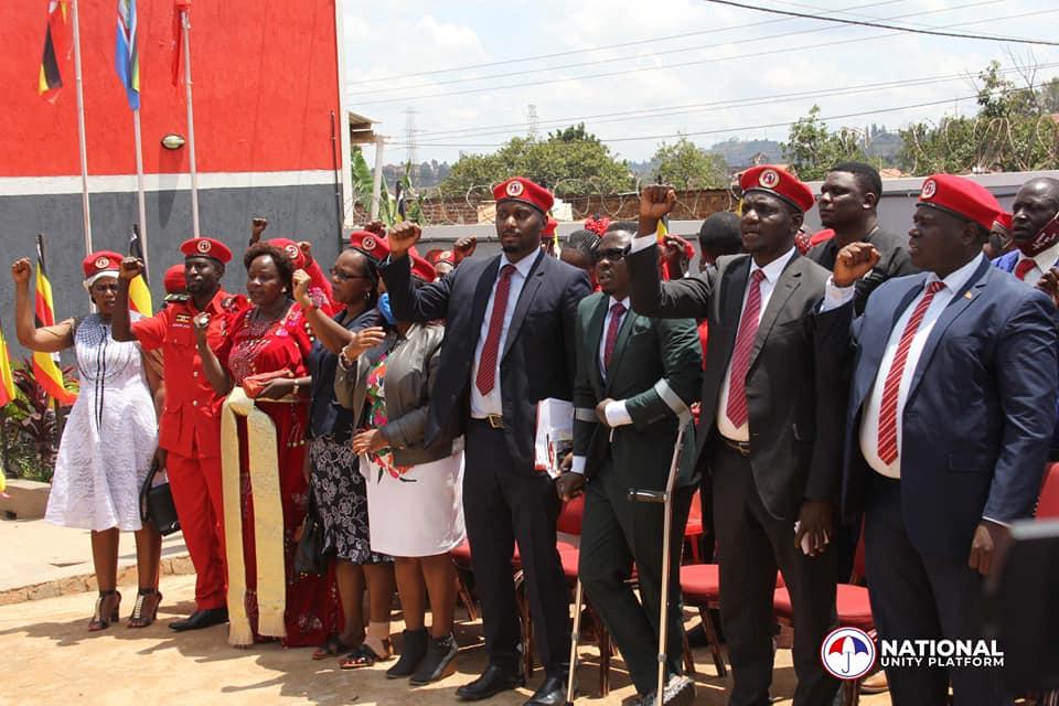 Pastors, NRM Leaders Join Bobi Wine's NUP - Uganda Mirror